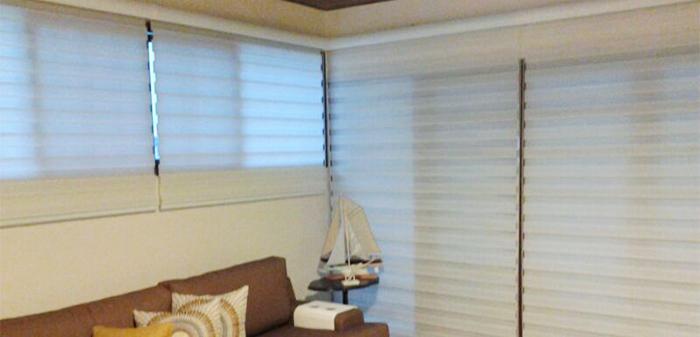 Proteção solar Residencial