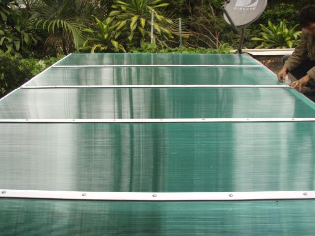 Fabricantes de coberturas em policarbonato
