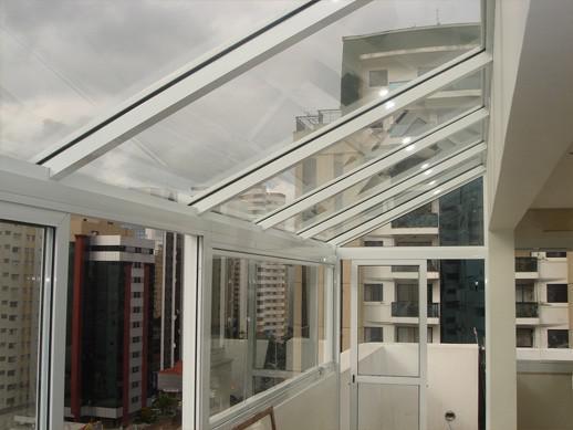 Projetos especiais em vidro