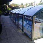 Cobertura automática para piscina preço