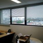 Fábrica de persianas horizontais