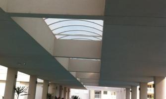 Cobertura de vidro móvel deslizante